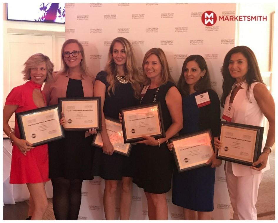 LWE to honor female marketing, media stars at Top 25 Brand Builders