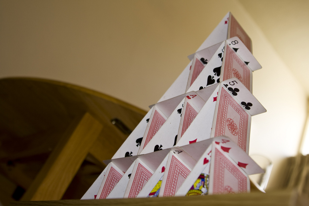 Business Owner 101: Avoiding the House of Cards