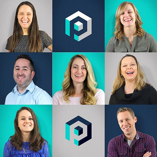 Paradigm team members