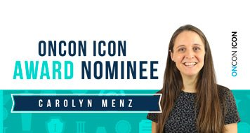 PARADIGM MARKETING & DESIGN'S CAROLYN MENZ NOMINATED FOR ONCON ICON AWARDS