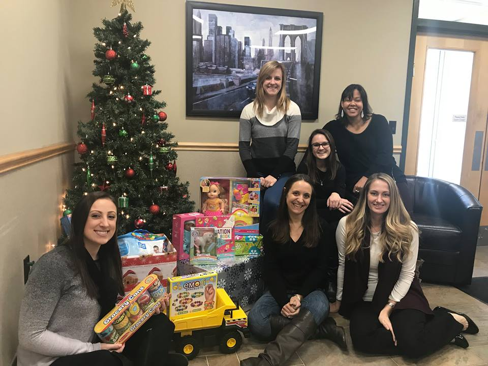 2018 Toy Drive for Jersey Battered Women's Services