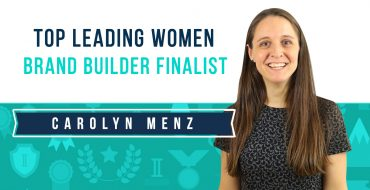Paradigm COO, Carolyn Menz, Nominated as Leading Women Brand Builder