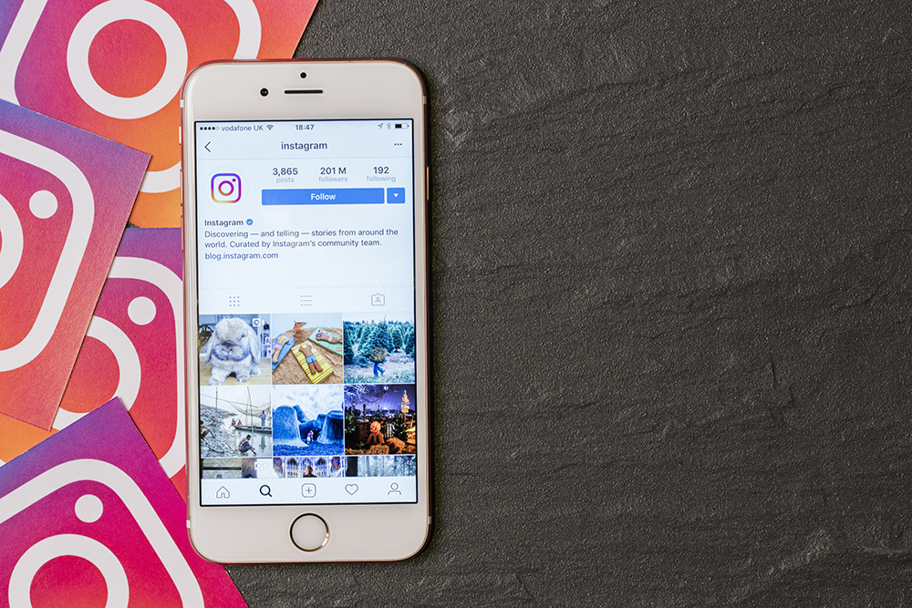 Instagram for B2B Marketing
