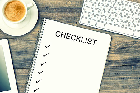 Website Accessibility Checklist and Testing Tools