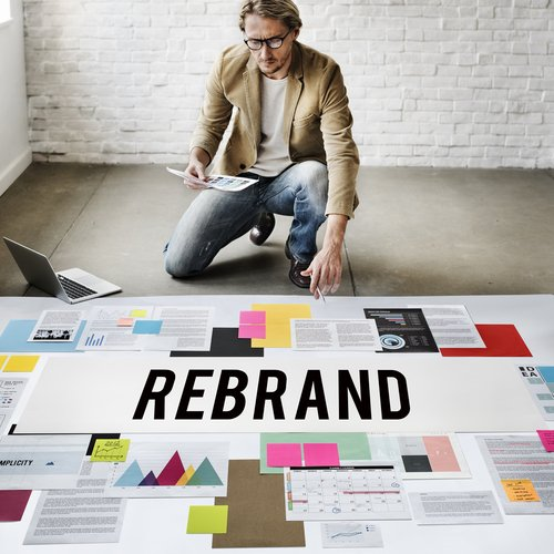 How to Successfully Rebrand a Small Business or Organization