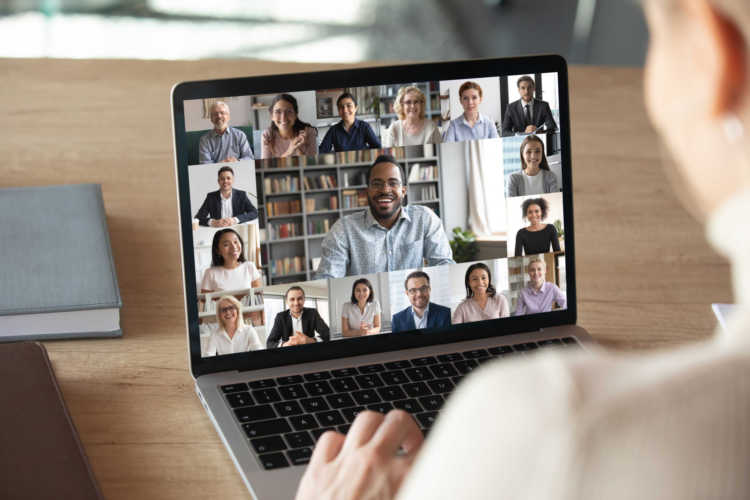 How to Make Connections at Virtual Business Networking Events