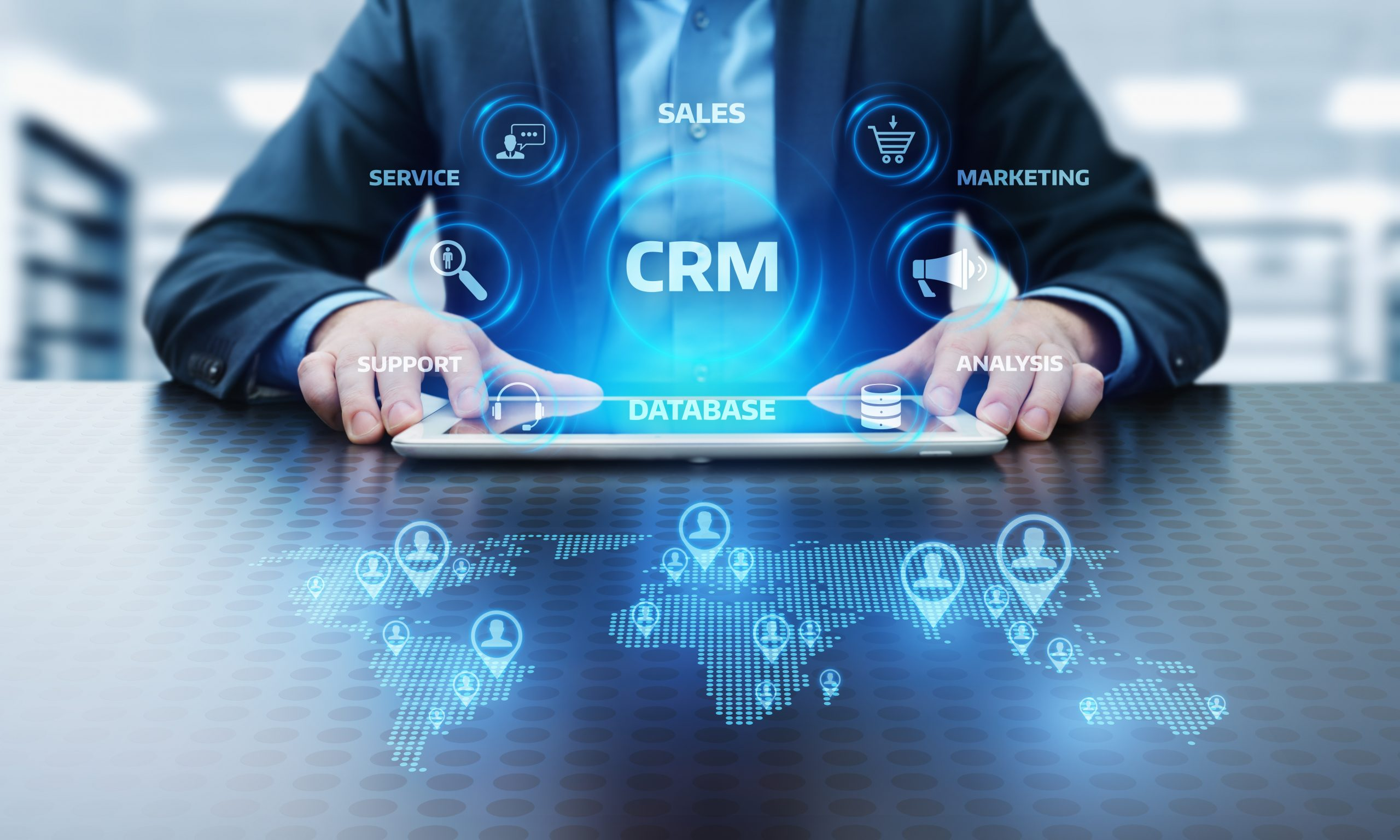 Benefits of CRM Software for Small Businesses
